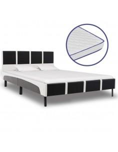 Grotelės lovai su 28 lentjuostėmis, 7 zonos, 140x200cm | Lovos ir Lovų Rėmai | duodu.lt