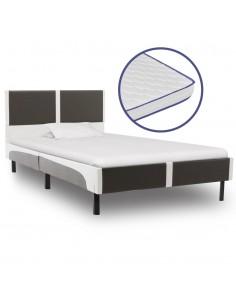 Grotelės lovai su 28 lentjuostėmis, 7 zonos, 80x200cm   Lovos ir Lovų Rėmai   duodu.lt