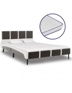 Grotelės lovai su 28 lentjuostėmis, 7 zonos, 100x200cm | Lovos ir Lovų Rėmai | duodu.lt