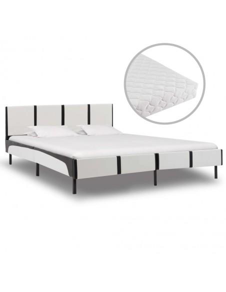 Grotelės lovai su 42 lentjuostėmis, 7 zonos, 90x200cm   Lovos ir Lovų Rėmai   duodu.lt