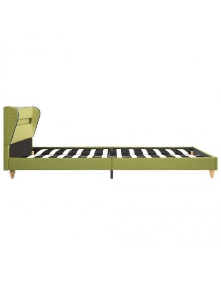 Sofa, audinys, ruda | Sofos | duodu.lt