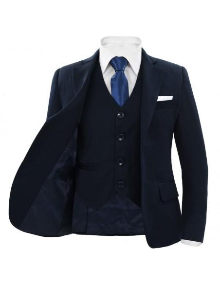 Vyriškas kostiumas/smokingas, 2 d., 56 dydis, tams. mėlyn. sp. | Kostiumai | duodu.lt
