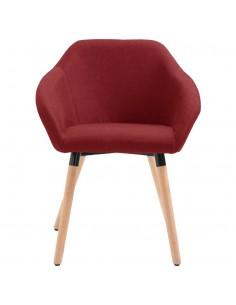 Besisuk. valg. kėdės, 6vnt., dirbt. oda, 67,5x58,5x87cm, juod.  | Virtuvės ir Valgomojo Kėdės | duodu.lt