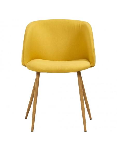Sodo kėdės, 2 vnt., rudos, poliratanas  | Lauko Kėdės | duodu.lt