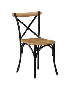 Lauko valgomojo baldų komplektas, 17d., akacijos med. masyvas | Lauko Baldų Komplektai | duodu.lt