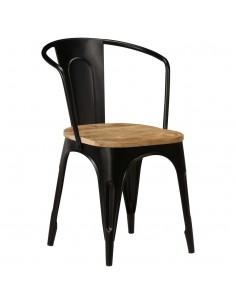 Lauko valgomojo baldų komplektas, 9d., akacijos med. masyvas | Lauko Baldų Komplektai | duodu.lt