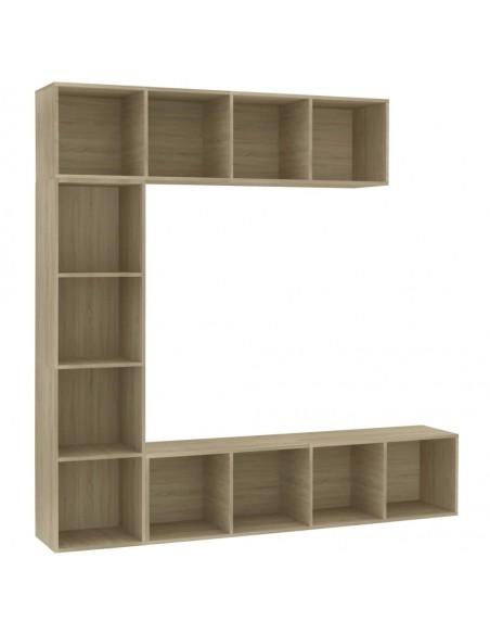 Lauko valgomojo baldų kompl., 5 dalių, poliratanas, rudas | Lauko Baldų Komplektai | duodu.lt