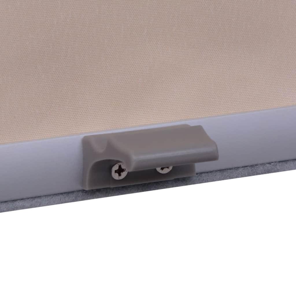 Naktinės užuolaidos, 2vnt., dvisluoksnės, 140x175cm, pilkos | Dieninės ir Naktinės Užuolaidos | duodu.lt