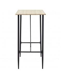 vidaXL Masažinis stalas, 2 zonų, antracito sp., 186x68cm, alium. rėm. | Masažiniai Stalai | duodu.lt