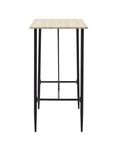 Masažinis stalas, 2 zonų, antracito sp., 186x68cm, alium. rėm. | Masažiniai Stalai | duodu.lt