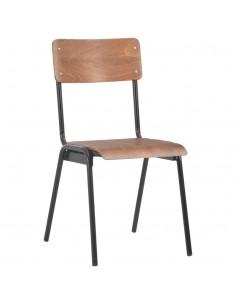 Tiesūs įtempiami kėdžių užvalkalai, 4 vnt., auksinės spalvos | Baldų Užvalkalai | duodu.lt