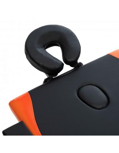 Kilnojama kosmetologinė kėdė, dirbtinė oda, 185x78x76cm, juoda | Masažinės Kėdės | duodu.lt